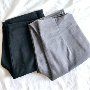 Divided (H&M) pants XS - 2 pairs